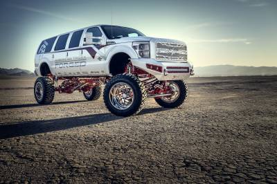 2016 Ford Excursion 6.7L Powerstroke Build Cover