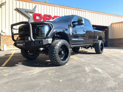 2019 Ford F350 Superduty 6.7L Powerstroke Platinum Cover